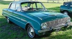 mine was pearl blue metallic and white! Ford Falcon, Ford Classic Cars, Sprint Cars, Car Ford, Hot Cars, Automobile, Motorcycles, Muscle, Trucks