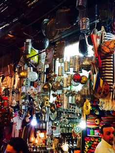 Colours and wonders of the #souks