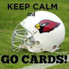 Arizona Cardinals. NFL football #AZLadyBirds