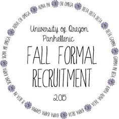 Recruitment tee