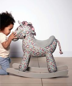 Rocking Horse - Liberty - All Christmas - Mamas & Papas