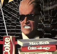 3a563e9103b Coke ad with Max Headroom