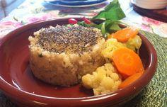 hamburguer de quinoa