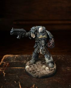 5 Space Marine Grey Knight Terminator corps Bits 40K Games Workshop