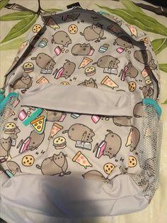 Pusher bookbag got it from hot topic – Animals And Pets Pusheen Love, Pusheen Cat, Pusheen Stuff, Japanese School Supplies, Cute School Supplies, Kawaii Room, Kawaii Cat, Animal Bag, Water Party