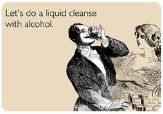 Alcohol Cleanse
