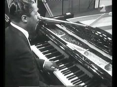 "Erroll Garner plays Misty!  One of my all-time favourite jazz composers and pianists, and his ""Misty"" remains my favourite jazz tune, especially when sung by the great Ella!"