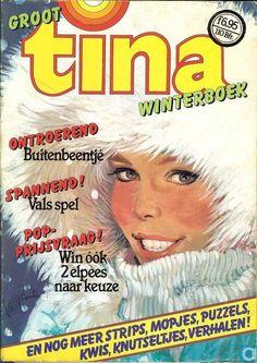 Tina....het eerste meisjes weekblad waarop ik geabonneerd was, daar keek je iedere week naaruit. Elke winter kwam er een 'Winterboek'