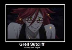 Grell Sutcliff by pawnofthedemons on deviantART