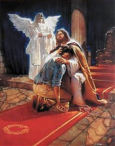 """Forgiven"" by Thomas Blackshear II"