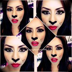 Cat Makeup ;)