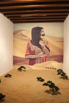 Creatopia - Shaikha in Desertland