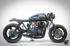 Yamaha XJR400 cool bike