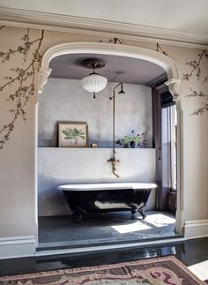 Decor | A Brooklyn Brownstone Renovation by Roman and Williams