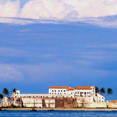 Elmina Castle Cape Coast, Ghana