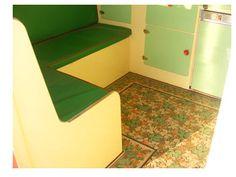 nice old original lino floor