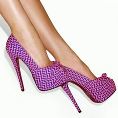 Chevron Stilettos My Fashion 2 stilettos |2013 Fashion High Heels|