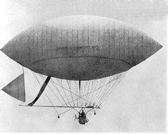 Santos-Dumont Airships