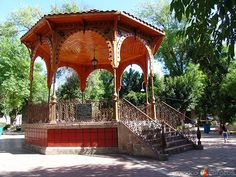 Kioscos De Mexico   Kiosco - Ciudad Lerdo, Durango