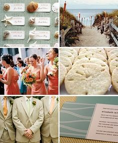 now this is cute! look at the aisle to the beach, it's lined with torches
