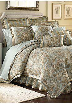 J Queen New York Barcelona Aqua Comforter Sets Bedroom Comforter Sets, Comforter Sets, Beautiful Bedroom Colors, Luxury Bedding, Comfortable Bedroom, Luxury Bedding Sets, Elegant Comforter Sets, Bedroom Design, Bed Linen Sets