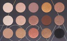 New Zoeva Nude Spectrum Eyeshadow Palette