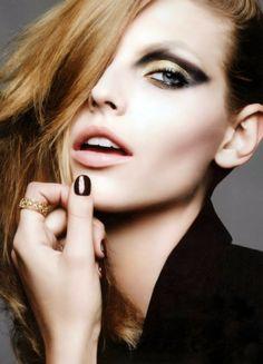 Karlina+Caune+Dior+Magazine+FW+2013