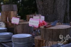 """Photo 5 of 69: Anthropologie and Shabby Chic Style / Wedding """"Vintage Wedding"""" 