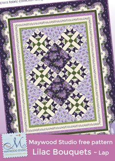 Little One Girl Quilt by Debbie Beaves using Little One Flannel ... : debbie beaves quilt patterns - Adamdwight.com