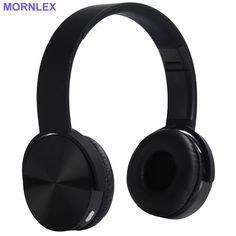 Wireless headphones bluetooth casque audio noise cancelling big headphones with microphone for computers headset gamer Headphones With Microphone, Headphone With Mic, Over Ear Headphones, Noise Cancelling Headphones, Bluetooth Headphones, Computers Price, Headset, Electronics Gadgets, Tech