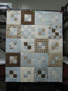 Modern Quilt Block Pattern Modern Quilt Patterns Modern