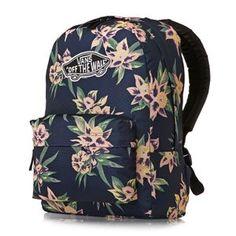 94ab30b4d0 Vans Backpacks - Vans Realm Backpack - Fall Tropics Vans Backpack