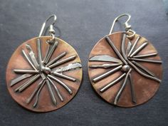 Copper and silver