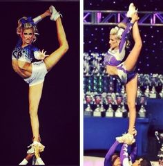 Cami Branson from Cheer Athletic Cheetahs to Spirit Of Texas