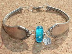 Armbänder - Damen - Armband mit Glas- Perle,Charm, - ein Designerstück von schmuck-checker bei DaWanda