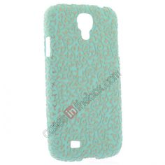 Glitter Bling Shining Case Hard Back Cover for Samsung Galaxy i9500 SIV S4 - Green US$2.99