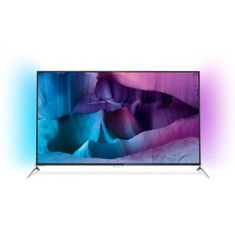 "Smart TV TV LED 3D 55"" Philips Série 7000 4K 55PUG7100 4 HDMI"