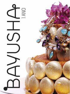 Um catálogo fascinante: Bayusha. ✰ #clientegraficasergio #grafica #catalogo