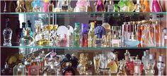 Perfume Perfumes desaparecidos con el tiempo