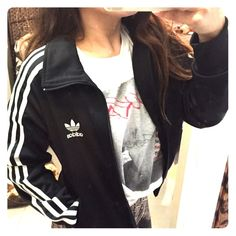 Classic, Adidas Jacket, Authentic, Womens, NEW Brand new, Womens, Classic, Adidas zip up jacket, Logo on the back sides and front. Super lightweight and trendy! Adidas Jackets & Coats