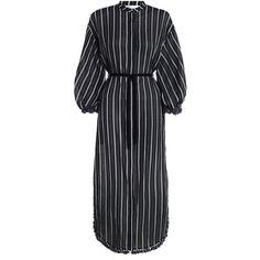 ZIMMERMANN Gossamer Woven Shirt Dress ($530) ❤ liked on Polyvore featuring dresses, zimmermann and zimmermann dresses