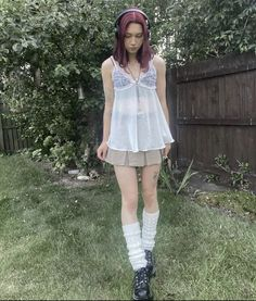 White Dress, Rompers, Grunge, Fairy, Clothes, Dresses, Fashion, Outfits, Vestidos