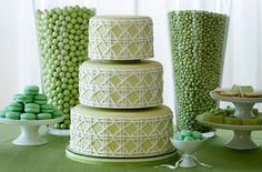 Your Wedding Support: GET THE LOOK - 'Green' Weddings (part 1)