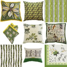 Yes we'd say we were ahead of the trend... As Pantone announces greenery as their colour of the year 2017, we highlight some of our greenest designs!