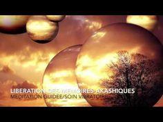 MEDITATION GUIDEE NOUVELLE LUNE du 17 MARS 2018 / LIBERATION DES MEMOIRES AKASHIQUES - YouTube