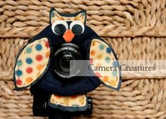 okay one of my favorite camera critters I have ever seen.. and owl :) with a squeaker!!!