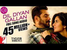 Audio Songs, Movie Songs, Hit Songs, Movies, Epic App, Ek Tha Tiger, In Cinemas Now, Evergreen Songs, Aditya Chopra