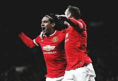 Radamel Falcao and Wayne Rooney is good in here.