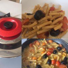 """""""Mi piace"""": 35, commenti: 1 - mariella sebastiani (@mariellasebi) su Instagram: """"E oggi cosa si mangia? Pasta risottata con pomodorini olive al forno aneto bacche di Goji e…"""""""