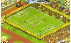 Hayday Farm Design, Farm Layout, Farm Games, Hay Day, Game Design, Diy And Crafts, Madness, Random, Games
